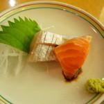 バイキングレストラン サラフル - お刺身