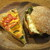 パン・オ・セーグル - 料理写真:キッシュ、魚バーガー