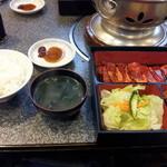 韓国亭 - 焼肉ランチ