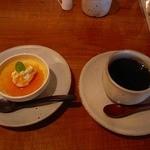 カコカフェ - 数量限定の手作りぷりんとオリジナルブレンドコーヒー