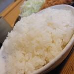 Tonkatsumaruya - ごはん おかわり無料。最高です。