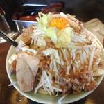 立川マシマシ - 汁なし豚野菜マシ