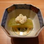 Fujisawa - 冬瓜と鱧の卵