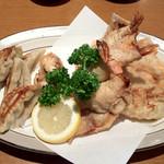 餃子のくろぎ - 料理写真:ミックスギョーザ:1050円