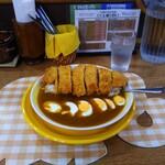 kari-hausukorombo - スタミナカツカレー