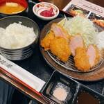 花葵 - ひれかつ定食