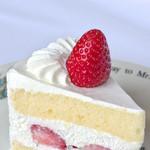 Patisserie HATT - 苺ショートケーキ