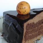 Patisserie HATT - 純生チョコレートケーキ