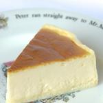 Patisserie HATT - 焼チーズケーキ