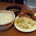 東京チカラめし - ユリン・ルシェルorユリン定食こと、油淋鶏定食はさっぱり美味い