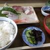 お食事処 かず - 料理写真:刺身定食(1400円)