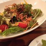 ローリング マン - 美味しいローリングサラダ