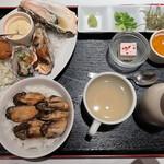 ガンボ&オイスターバー - 牡蠣屋のシェフおすすめランチ御膳