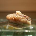 京極寿司 - 鰯りんご酢〆☆