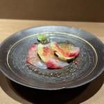 マルノワテーブルりんどう - 津本式カンパチカルパッチョ