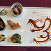 ル シノワ サノ イズミ - 料理写真:オードブル盛り合わせ、ドラゴンソース添え
