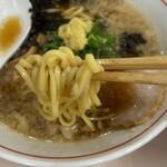 ラーチャン専門店 我武者羅 - 麺リフト