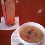 1544170 - スープとドリンク