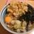 しぶそば - 料理写真:天玉そば(500円)