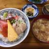 しいはし食堂 - 料理写真:海鮮丼(1300円)