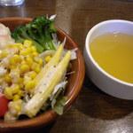 15441400 - サラダバー&スープ