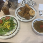 ケーエフシーレストラン - 料理写真: