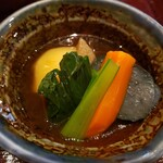 瑳こう - 野菜の煮物