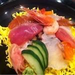 15442214 - 海鮮丼