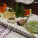 御宿 万葉亭 - 料理写真:夕食