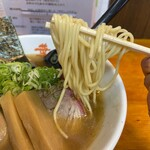 らぁめん 葉月 - 麺リフト