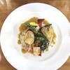 ビストロ コパン - 料理写真:鶏胸肉の香草パン粉焼き