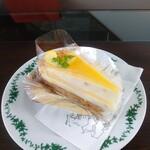 アマルフィイ ドルチェ - レモンのチーズケーキ