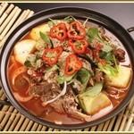 韓の食楽 - カムジャタン