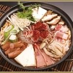 韓の食楽 - ブデチゲ