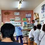 多田製麺所 - 注文は一番奥のオッチャンのおるとこ もしくは店員さん