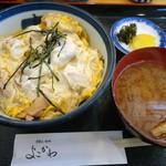 よこかわ - 【2012年10月】「親子丼」