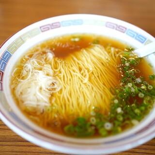 拉麺人生 - 料理写真:人生ラーメン500円