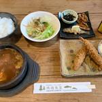 晴遊食堂 - 料理写真: