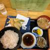 川源 - 料理写真:天ぷら定食 750円