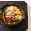 レストラン ツキダテ - 料理写真:オマール海老のブイヤベース