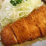 丸栄 - ランチカツ