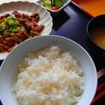 武藤食堂 - 料理写真:
