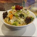 154456700 - 赤玉たんめん 920円(並) 細麺