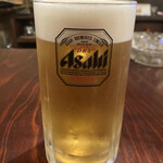 らぐ - セルフで注いだ生ビール