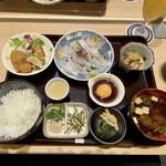 和食日和 おさけと - 【宇和島流鯛めし膳】 鈴木さん家の美味しいお米と和食のランチ