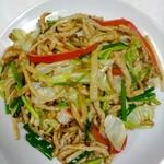 中国飯店 瑞鳳 - 搾菜肉絲
