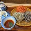 手打ち蕎麦 雷鳥 - 料理写真:3色そば(トマト切り)です。