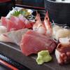 潮浜 - 料理写真:刺身(上)