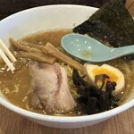 元祖ちとせラーメン - 味噌ラーメン(800円)