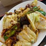 中華料理 香香 - 回鍋肉